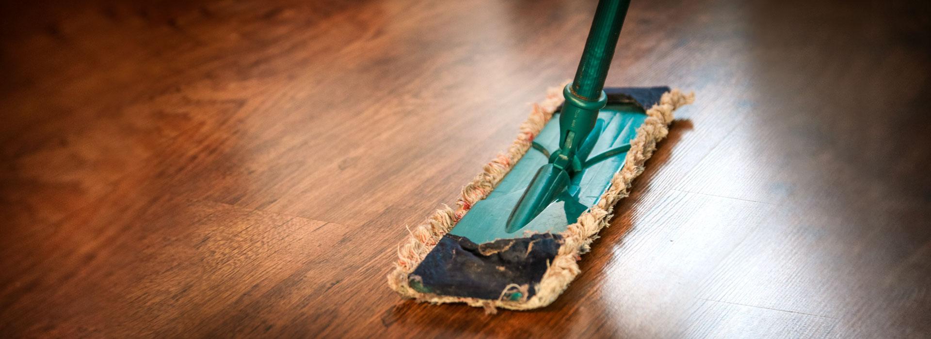 Reinigung und Haushalt bei Familienpflege